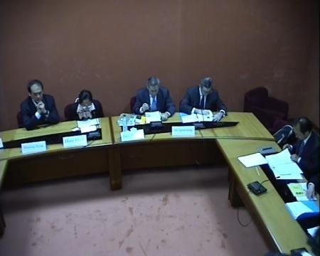 José Luis Meilán Gil. Catedrático en Dereito Administrativo. - Xornadas sobre autonomías en España e China: Galicia como exemplo